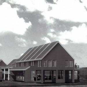 L'Auberge de l'Anse à L'Étang-du-Nord