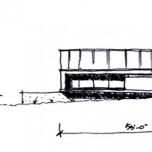 Une résidence à Hâvre-aux-Maisons
